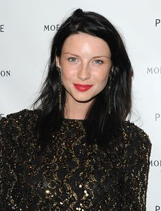 30 Photos of Caitriona Balfe For Her 37th Birthday | Caitriona Balfe at the <em>Picture Me: A Model's Diary</em> Reception at The National Arts Club in New York City on September 8, 2010 | EW.com