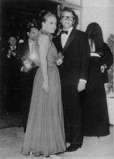 1969 Romy Schneider et Harry Meyen