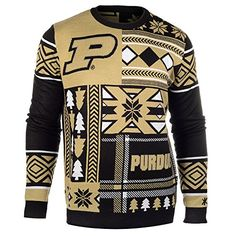 ddf50e6cd73 Purdue Boilermakers Christmas Sweater Holiday Sweater