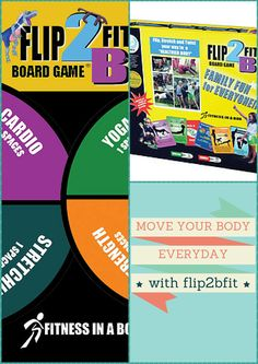 Do you have trouble encouraging your children to get up off the couch and start moving! Move your body everyday with Flip2BFit and start a healthy habit!