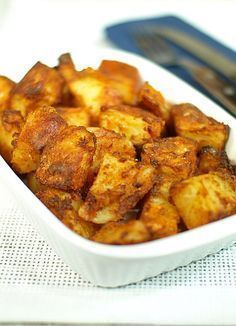 Baked potatoes on a farmer's way Batata Potato, Healthy Dishes, Healthy Recipes, Simply Recipes, Polish Recipes, Fruits And Veggies, Potato Recipes, Food Porn, Food And Drink