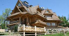 Miodula Villa, Zakopane, Tatry Mountains, Poland