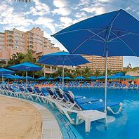 (Ixtapa) Azul Ixtapa Beach Resort The kids get their own vacation with a supervised kids' club and a theme park especially designed for the littlest members of the family. Kids also have their own children's pool to splash the day away