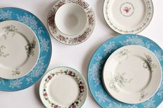 The Laguna Fine Collection: Vintage Fine China