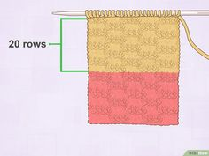 How to Make a Harry Potter Scarf. Ever wanted a Hogwarts scarf to accompany your cosplay? What about wanting to show off your Gryffindor, Hufflepuff, Ravenclaw, or Slytherin pride? You can always buy a Harry Potter scarf, but they can get. Slytherin, Ravenclaw Scarf, Hogwarts, Harry Potter Crochet, Knitting Patterns, Crochet Patterns, How To Make Scarf, Last Stitch, Harry Potter Movies