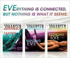 Can not wait to read these!!!!!!!!!!  Iris Johansen