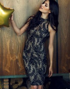 Pictures : Lipsy London Autumn Winter 2013-2014 Party Dresses - Lipsy London Aw 2013 2014 Party Dresses