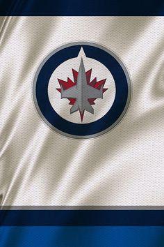 Winnipeg Jets Art Print By Joe Hamilton