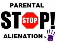 Parental Alienation Syndrome (Brainwashing children) what is it. This can pertain to a any family members such as grandmother and mother or others as well. Nice to read and see im not crazy. Lol