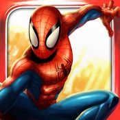 """""""Spider-Man: Total Mayhem""""  One of the BEST games in the app store hands down!!!"""