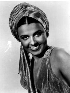 Lena Horne, c 1940s