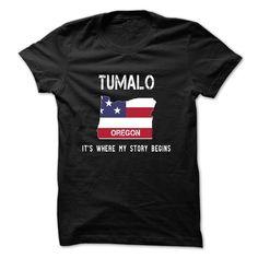 TUMALO - Its where my story begins! T Shirt, Hoodie, Sweatshirt
