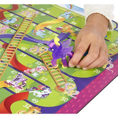 """My Little Pony Chutes and Ladders Game - Hasbro - Toys """"R"""" Us"""