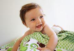 שמיכת פיקה לקיץ לתינוקות תפוח | נוגי בוגי - nogibogi | מרמלדה מרקט