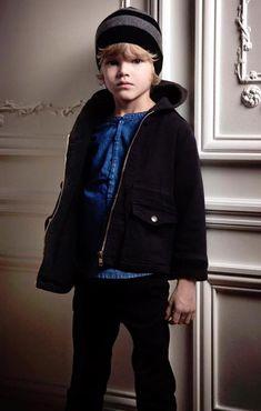 Louis Louise moda romántica para niños