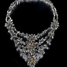 De Beers Marie Antoinette Necklace