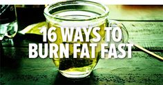 The heat is on, which means your clothes will be coming off. Are you looking your best? Here are 16 ways to burn fat faster this summer. Bodybuilding.com