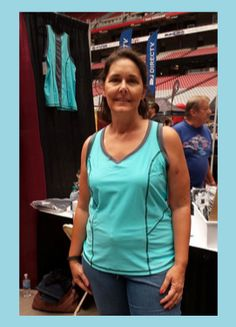 The Lola Tank at the Arizona Sports Fan Expo!