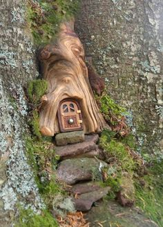 Knobby Hill House by *ForestDwellerHouses on deviantART