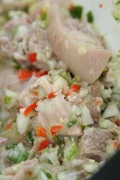 Souse- my grandma used to make this