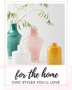 Your Space, Gifts For Her, Anthropologie, Decorating Ideas, Spring, Home Decor, Style, Swag