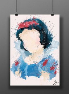 Snow white seven dwarves evil queen apple princess art print digital waterc Disney Paintings, Digital Paintings, Digital Art, Disney Artwork, Snow White Seven Dwarfs, Pixar, Pinturas Disney, Watercolor Disney, Princess Art