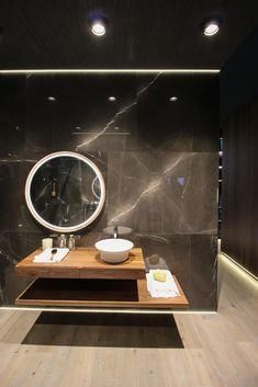 Bathroom  inspiration from Milan Design Week 2019 #CaesarstoneSA