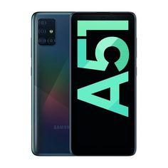 Samsung - Smartphones Samsung Galaxy A51 4Gbram 128Gb 6.5' Negro