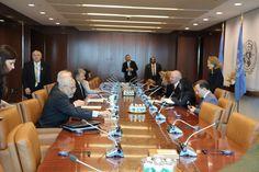 @DrodriguezVen : RT @venezuela_un: Canciller @DrodriguezVen se reunió con Vuk Jeremic candidato Serbio al cargo de Secretario General de la Organización las Naciones Unidas