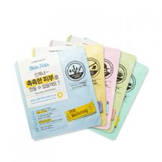 Etude House - Skin Note Hydrogel Mask - this lil treasures are awesome! is just the perfect way to renew your skin and pamper yourself after a long day at work! :) love them!