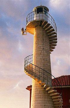 Zadar Lighthouse, Croatia
