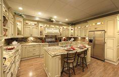 High End Kitchen Cabinets | Arlington White Cabinets - Arlington White Kitchen and Bath Cabinets ...