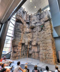 Climbing Walls for Colleges and Universities - Eldorado Climbing Walls Home Climbing Wall, Indoor Climbing, Rock Climbing Gear, Indoor Bouldering, Bouldering Wall, Best Surf Fishing Rods, Nepal Mount Everest, Diy Playground, Gym Design