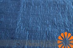 Piece N Quilt: Squared Inside & Out!  Great E2E quilting design, love combining shapes