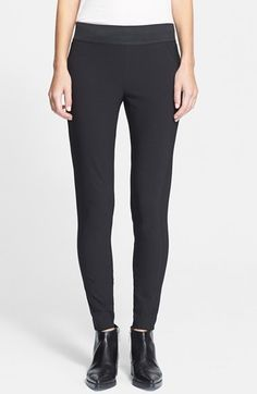 $775, Stella McCartney Miracle Leggings. Sold by Nordstrom. Click for more info: https://lookastic.com/women/shop_items/145250/redirect