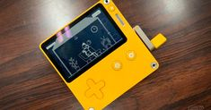 Our first look at Playdate, the world's cutest game console - The Verge Games For Teens, Adult Games, Co Design, Game Design, Teenage Engineering, From Software, The Verge, Cute Games, Indie Games