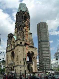 Geachtniskirche, Berlin, Germany
