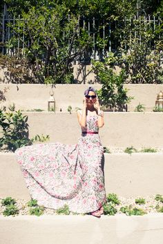 Nicole Richie at home in LA, photographed by the Coveteur for Paper Magazine, Oscar dela Renta floral dress, purple hair Carolina Herrera, Nicole Richie Hair, Hair Cover, Lilac Hair, Rosie Huntington Whiteley, Brian Atwood, Gwen Stefani, Fashion Images, Fashion Over