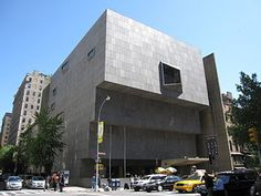 The Whitney Museum of American Art is an art museum with a focus on 20th- and 21st-century American art located in New York City. The Whitney's permanent collection comprises more than 19,000 paintings, sculptures, drawings, prints, photographs, films, videos, and new media by more than 2,900 artists.
