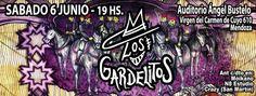 Los Gardelitos en Mendoza ! - Música  Gardelitos ofrecerán un recital en el Auditorio Ángel Bustelo el próximo 6 de junio, como parte de una gira por todo el país. El grupo se formó e... http://sientemendoza.com/events/los-gardelitos-en-mendoza-musica/