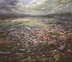 Jun Chen: North Queensland :: Wynne Prize 2013 :: Art Gallery NSW