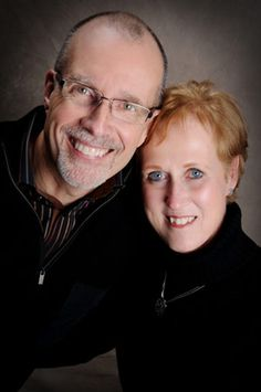 Carolyn and Pastor Mike Slaughter