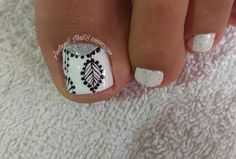 Pedicure Nails, Manicure, Pedicures, Pedicure Designs, Nail Polish Collection, Veronica, Crochet, Instagram Posts, Beauty