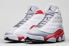 AIR JORDAN 13 (GREY TOE) | Sneaker Freaker
