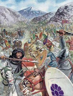 battle of andrassos 960 ad