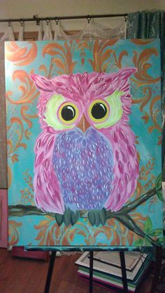 owl @Stephanie Ryals, this is awesome and continues your owl obsession