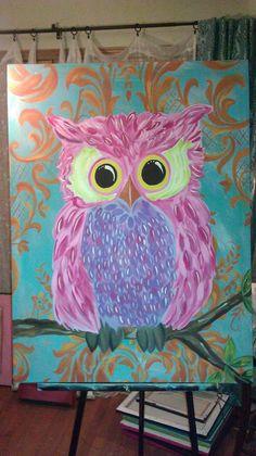 owl for chi omega