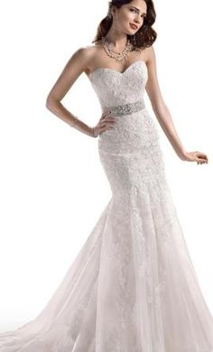 Maggie Sottero Ascher 4: buy this dress for a fraction of the salon price on PreOwnedWeddingDresses.com