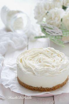 torta al cocco e ricotta, ricetta senza cottura