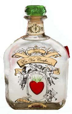 En vos confío, tequila blanco y confidencial